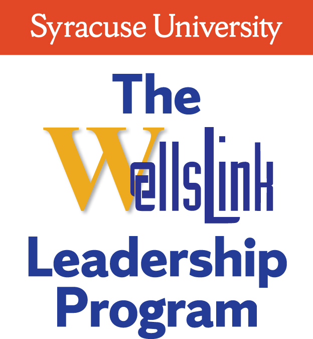 Logo for The WellsLink Leadership Program
